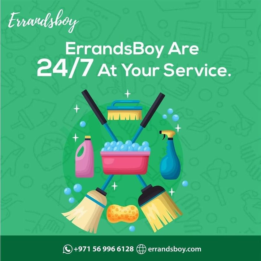 We offer On-Demand Pick and Drop Services All Across in UAE By Errandsboy