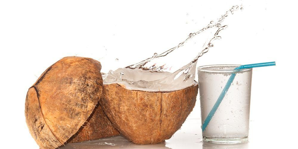 Coconut Water Can Cure Food Poisoning