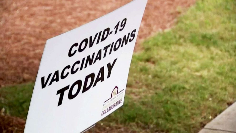county is focusing on administering Pfizers COVID-19 vaccine at the moment, so additional logistics include setting up clinics so people can ge