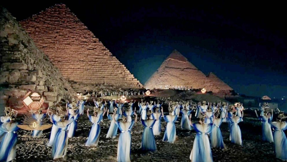 put on a boat that sailed for three days, all the way from Luxor to Cairo, but their arrival in the capital city did not mark the end of their
