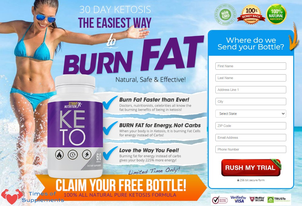 Q: Just What The Heck Is Strive Nutrition Keto Return Policy?