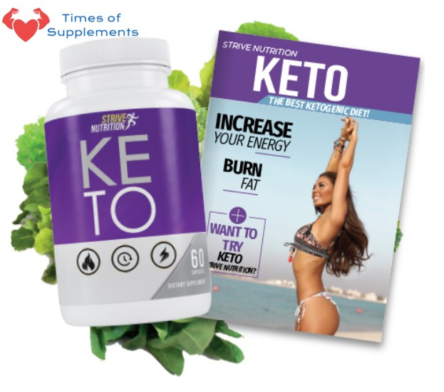 What Exactly Is Strive Nutrition Keto?