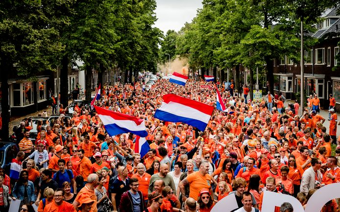 The Dutch are no different.