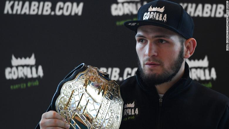 Khabib Nurmagomedov will make at least $6 million in his first UFC fight since the Conor McGregor brawl