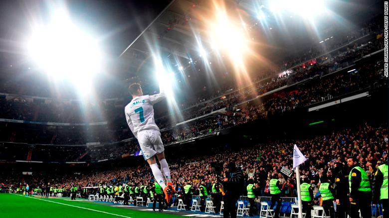 Ronaldo, Salah, Icardi bag four; Race for European Golden Shoe intensifies