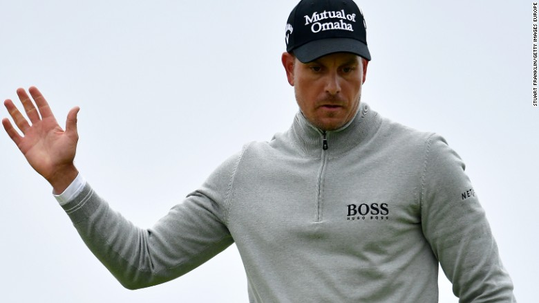 The Open 2016: Henrik Stenson edges Phil Mickelson for third round lead