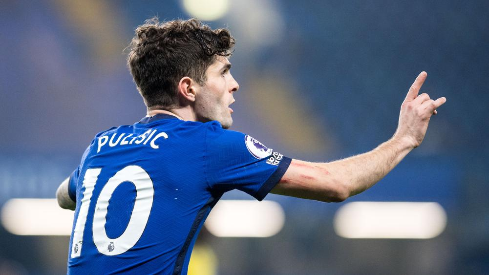 Pulisic very frustrated but does the Chelsea attacker deserve to start more regularly?