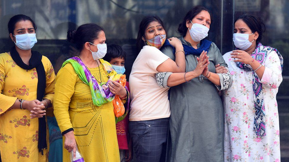 The euphoria at beating the virus had been building since late last year