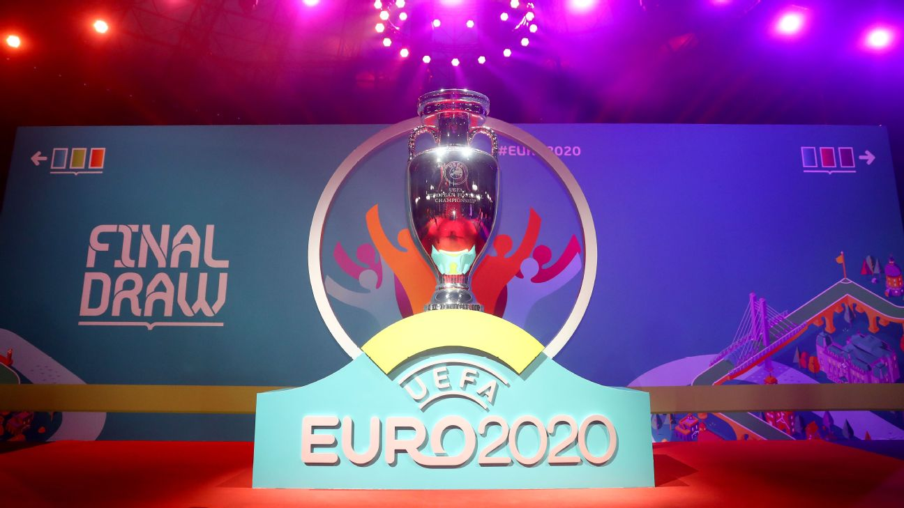UEFA EURO 2020 fixtures and results