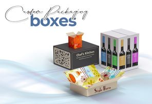 5 The Best Things about Custom Packaging Boxes