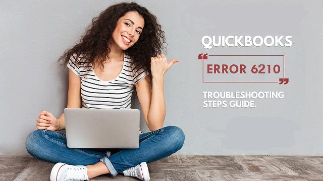 How to Resolve Quickbooks Error Code 6210, 0?