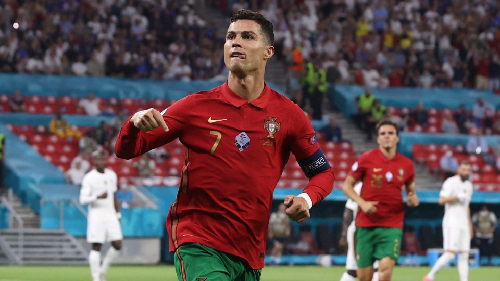 Ronaldo puts holders into last 16