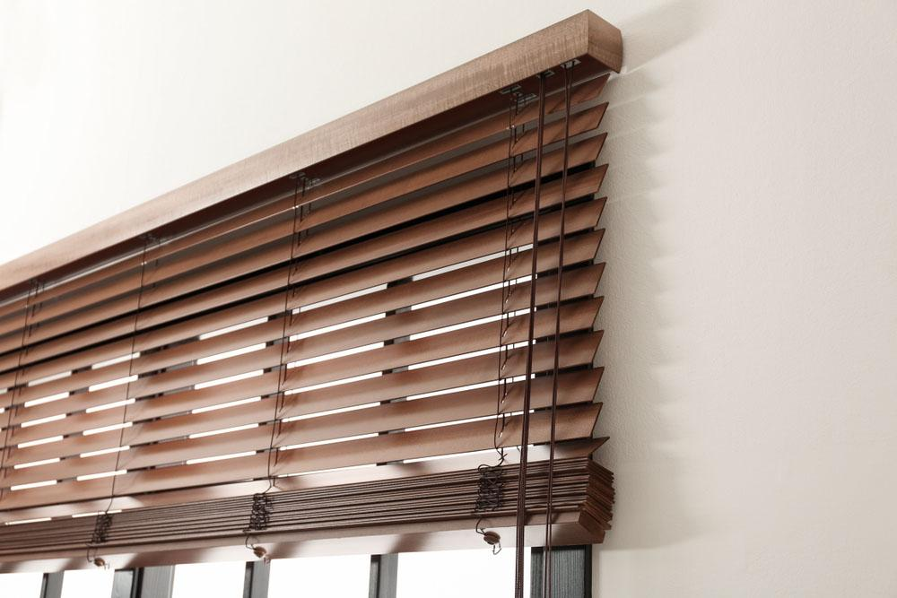 How to Install Inside Mount Faux Wood Blinds