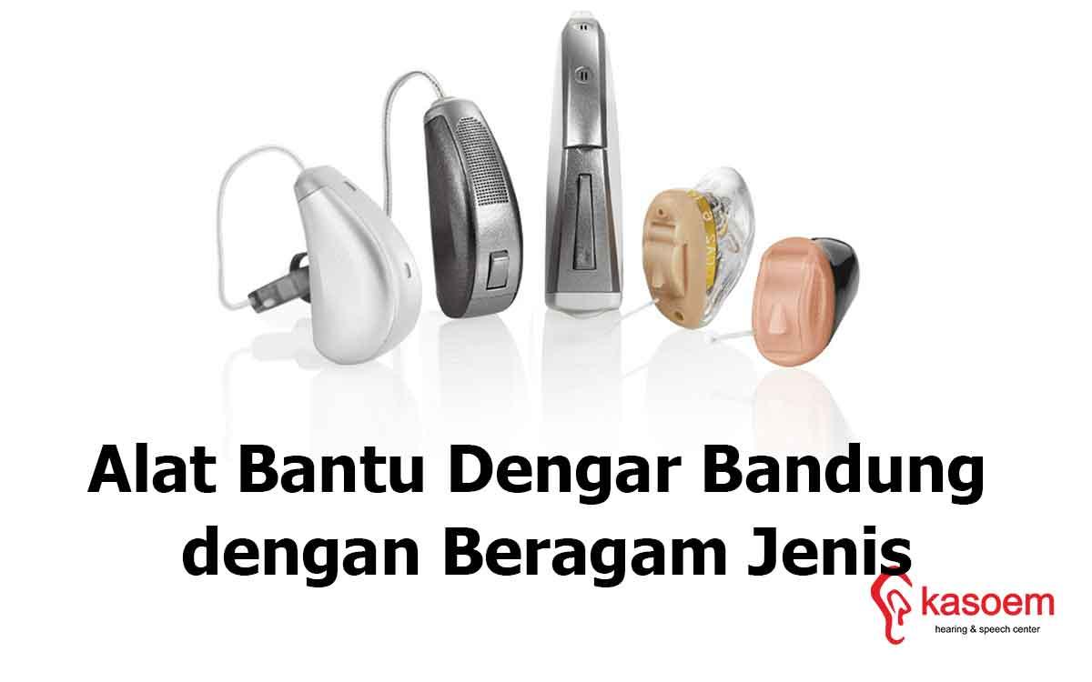 Apa alat bantu dengar Recharge?