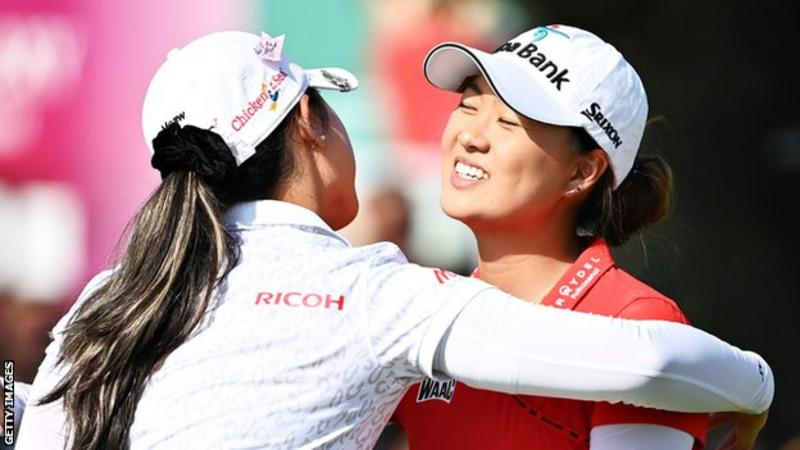 Australias Minjee Lee claimed her first major title