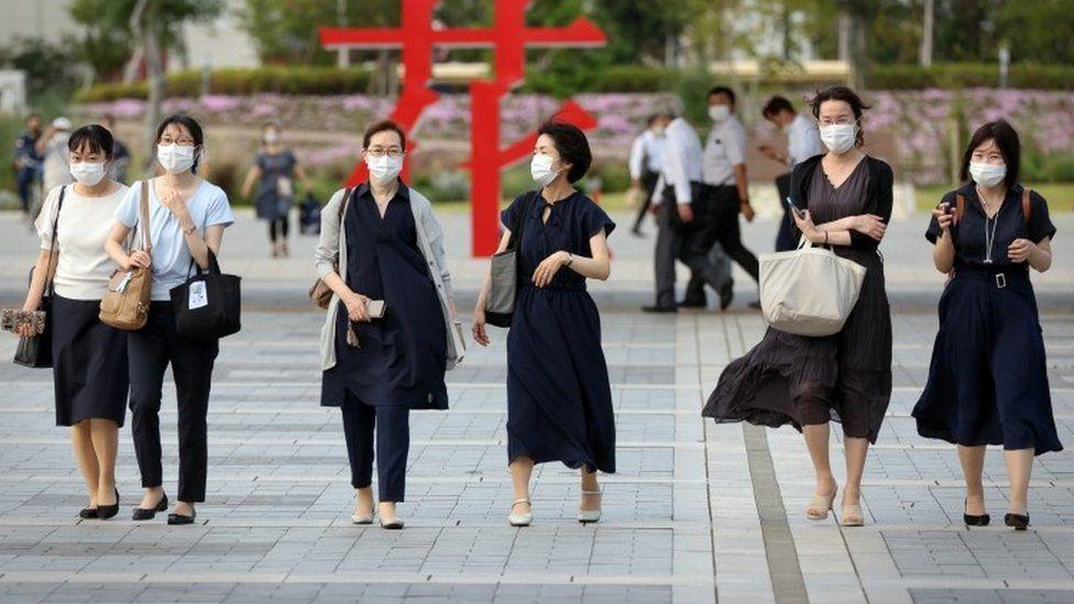 Covid-19 pandemic: Japan widens emergency